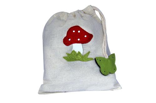 Schluppiebeutel Pilz
