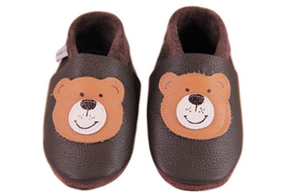 Krabbelschuhe Teddy