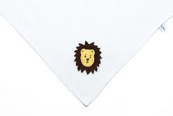 Halstuch Löwe
